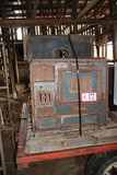 Home Antique Wood Burning Stove