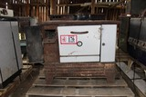 Antique Wood Fire Stove w/ Oven