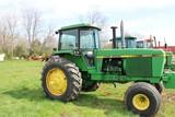 John Deere 4840 Cab Tractor w/ Power shift, Heat/Air, 7504 Hrs., Rear Tires