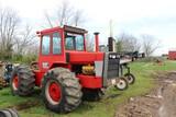 Massey Ferguson 1800 Articulating Tractor, Hours Unknown, Cat Diesel, Tire
