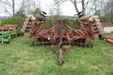 International 490 Wheel Harrow