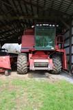 Case IH 1660 Axial-Flow Combine, Dual Wheels s/n 0104183