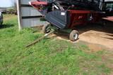 Combine Head Cart