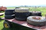 Misc Truck Tires, Wheels, Car Tires, Etc.