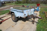 Willys Tag-a-long Trailer For Jeep