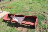 Ag Equipment 7' Box Blade