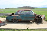 Chevy 2 Door Coupe, Antique, Salvage, Parts Only, No Title