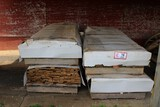 Contents of (4) Pallets: Various Hardwood Flooring