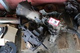 Contents of Pallet: GM Auto Transmission w/ 4WD Transfer Case & Truck Trans