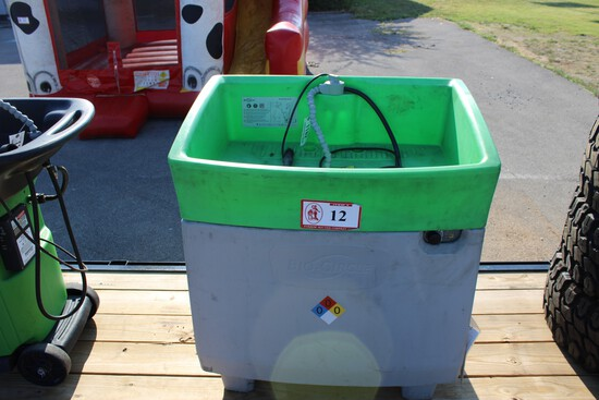 Parts Washer 35 Gallon