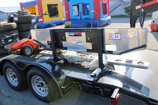 Truck Bumper and Rear Bar Light