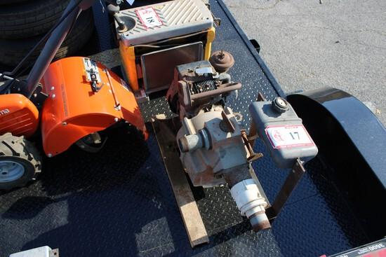 "Homelite 2"" Pump Gas Engine"