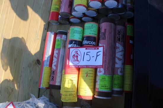 (15) 309 Stick Rods