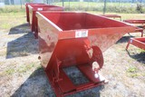Hopper Container For Trash or Metal