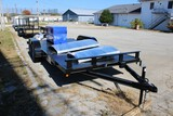 2020 P & T 18ft. Car Hauler - Unused