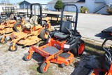 2016 Kubota Z121-S Zero Turn Lawn Mower