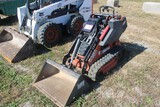 2017 Boxer 320 Mini Skid Steer Loader