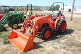 Unused 2020 Kubota L2501 Tractor