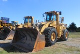 CAT 980F Wheel Loader
