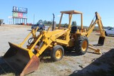 CASE 580 B Loader/Backhoe