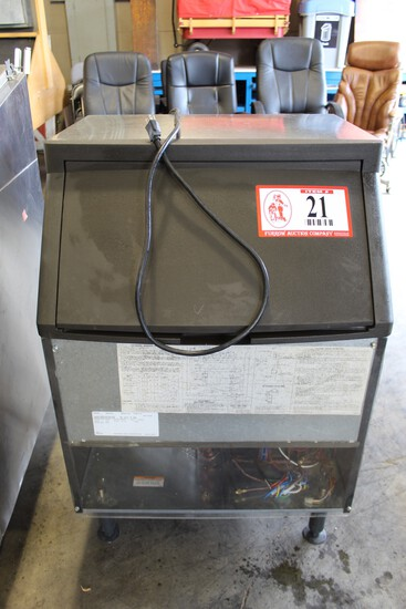 Manitowoc Model Qy0214a Ice Maker