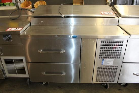 """Randell 60"""" Refrigerated Deli Prep Unit"""