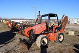 2008 Ditch Witch RT115 Trencher