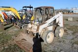 Bobcat 863 Skid Steer Loader