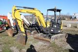 2018 New Holland E-37-C Excavator