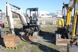 2014 Bobcat E32-M Excavator