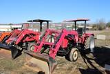 2014 Mahindra 4025 Tractor