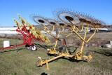 Vermeer WR22 Wheel Rake