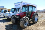 2007 CASE IH JX11OU Tractor