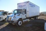 2014 International 4300 Navistar Box Truck