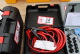 New 25 Ft 800 Amp Extra Heavy Duty Booster Cable