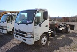 2015 Hino 195 Cab & Chassis Single Axle Daycab