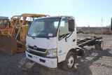 2013 Hino 195 Cab & Chassis Single Axle Daycab