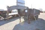 2002 Texas Bragg Dual Tandem Axle Dump