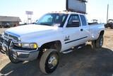 2002 Dodge Ram 3500 Dually Truck