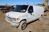 2000 Ford F-250 Van