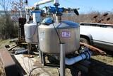 Rainbow Pump & Flow Guard Filter System