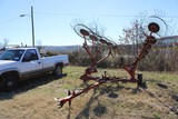 BEFCO Wheel Rake