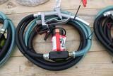 New 12v Diesel Fuel Pump