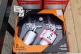 New 3pc Air Spray Gun Kit