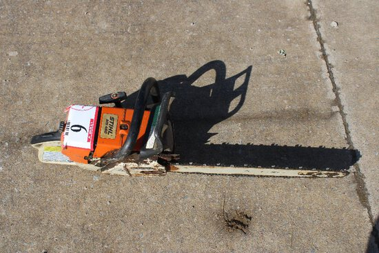 Stihl MS480 Chain Saw