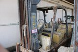 10,000lb Solid Tired LP Gas Forklift, Non-Running
