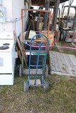 2 Wheel Torch Cart and 2 Wheel Dolly