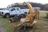 2011 Vermeer BC600XL Wood Chipper w/ 330 Hours