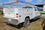 2010 Ford F350 Crew Cab w/ Service Bed, 4WD, V8, Automatic, 162,866 Miles,