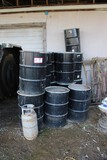 Approx. (18) 55 Gallon Metal Drums